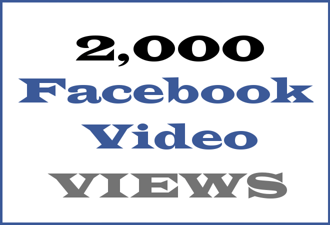 2K FB HipHop Video Views