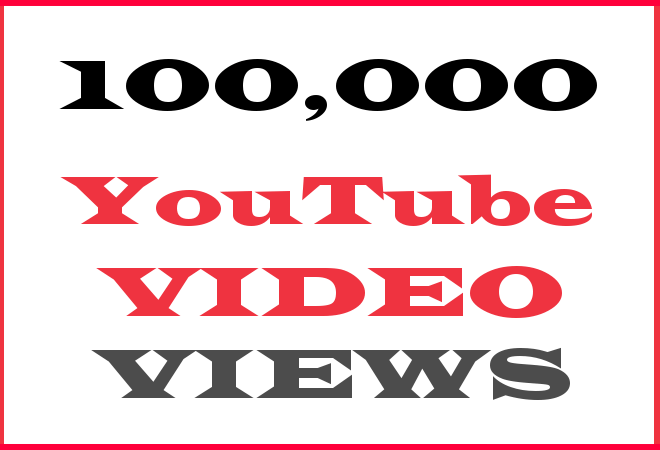 100K YT Hip Hop Video Views
