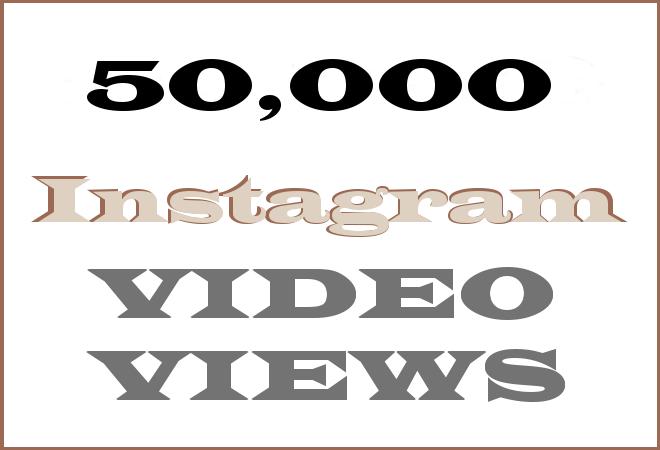 50K Insta HipHop Video Views